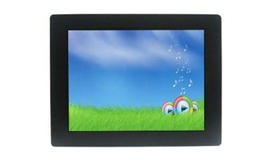 Cina Auto Adjustable Flat Outdoor Touch Screen Monitor 16.2m Warna Hdmi Input pabrik